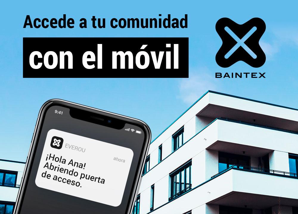 Accede a tu comunidad de vecinos usando el móvil